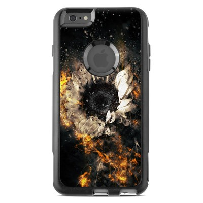 OtterBox Commuter iPhone 6 Plus Case Skin - Flower Fury