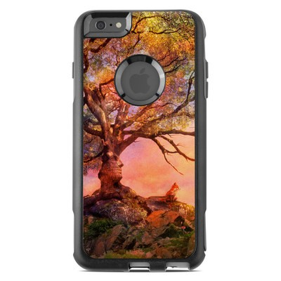 OtterBox Commuter iPhone 6 Plus Case Skin - Fox Sunset