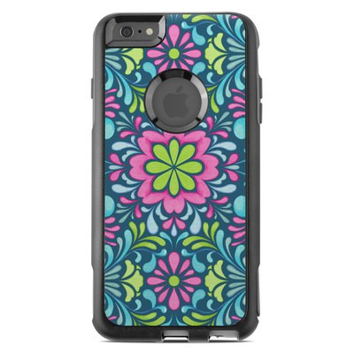 OtterBox Commuter iPhone 6 Plus Case Skin - Freesia