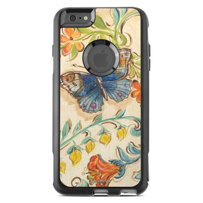 OtterBox Commuter iPhone 6 Plus Case Skin - Garden Scroll
