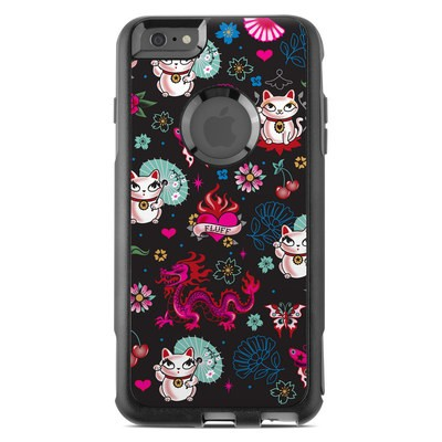 OtterBox Commuter iPhone 6 Plus Case Skin - Geisha Kitty
