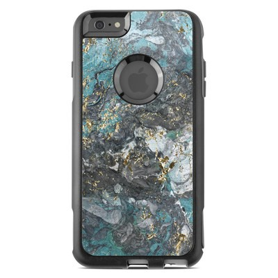 OtterBox Commuter iPhone 6 Plus Case Skin - Gilded Glacier Marble