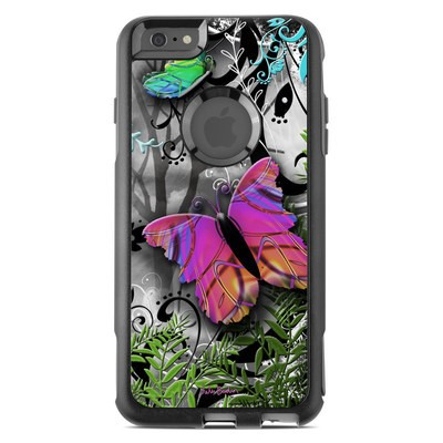 OtterBox Commuter iPhone 6 Plus Case Skin - Goth Forest