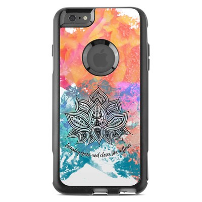 OtterBox Commuter iPhone 6 Plus Case Skin - Happy Lotus