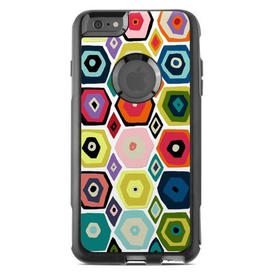 OtterBox Commuter iPhone 6 Plus Case Skin - Hex Diamond