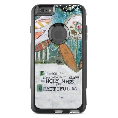 OtterBox Commuter iPhone 6 Plus Case Skin - Holy Mess
