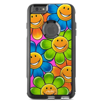 OtterBox Commuter iPhone 6 Plus Case Skin - Happy Daisies