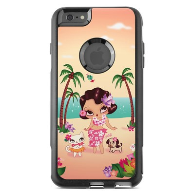 OtterBox Commuter iPhone 6 Plus Case Skin - Hula Lulu