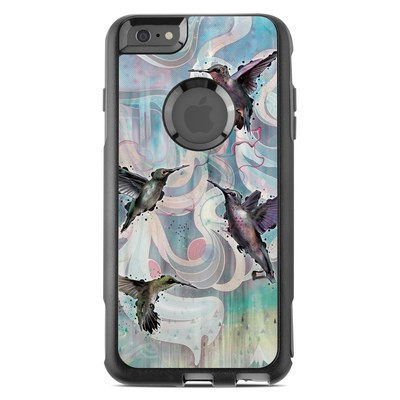 OtterBox Commuter iPhone 6 Plus Case Skin - Hummingbirds