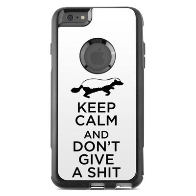 OtterBox Commuter iPhone 6 Plus Case Skin - Keep Calm - HB