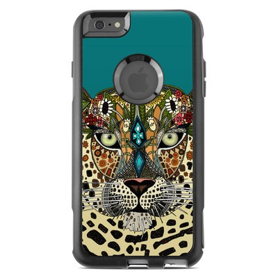 OtterBox Commuter iPhone 6 Plus Case Skin - Leopard Queen