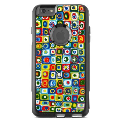 OtterBox Commuter iPhone 6 Plus Case Skin - Line Dancing