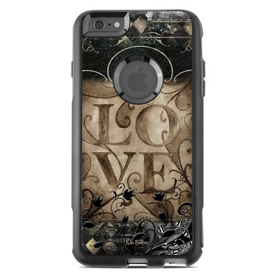 OtterBox Commuter iPhone 6 Plus Case Skin - Love's Embrace