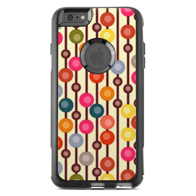 OtterBox Commuter iPhone 6 Plus Case Skin - Mocha Chocca