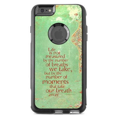 OtterBox Commuter iPhone 6 Plus Case Skin - Measured