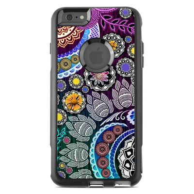 OtterBox Commuter iPhone 6 Plus Case Skin - Mehndi Garden