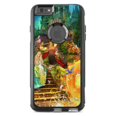 OtterBox Commuter iPhone 6 Plus Case Skin - Midnight Fairytale