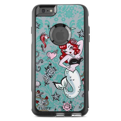 OtterBox Commuter iPhone 6 Plus Case Skin - Molly Mermaid