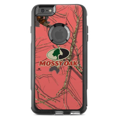 OtterBox Commuter iPhone 6 Plus Case Skin - Break-Up Lifestyles Salmon