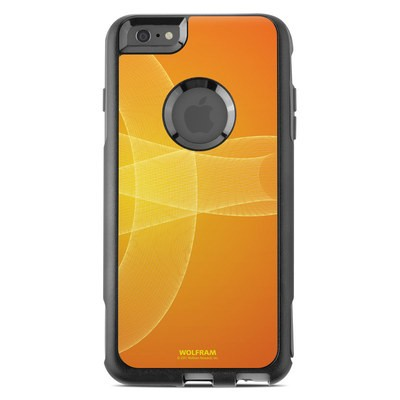 OtterBox Commuter iPhone 6 Plus Case Skin - Moire Trefoil