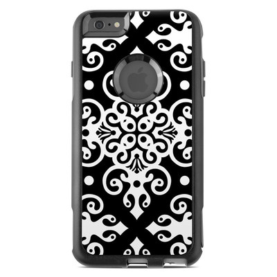 OtterBox Commuter iPhone 6 Plus Case Skin - Noir
