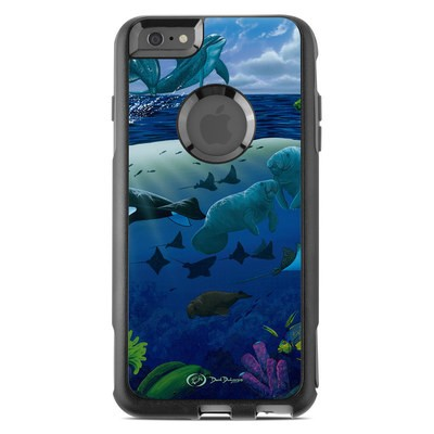 OtterBox Commuter iPhone 6 Plus Case Skin - Oceans For Youth
