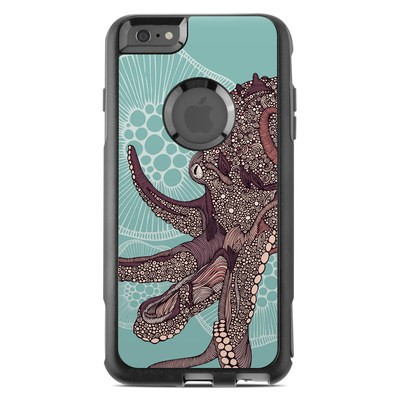 OtterBox Commuter iPhone 6 Plus Case Skin - Octopus Bloom
