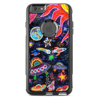 OtterBox Commuter iPhone 6 Plus Case Skin - Out to Space