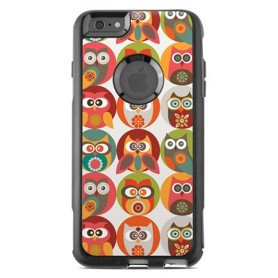 OtterBox Commuter iPhone 6 Plus Case Skin - Owls Family