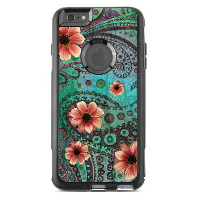 OtterBox Commuter iPhone 6 Plus Case Skin - Paisley Paradise