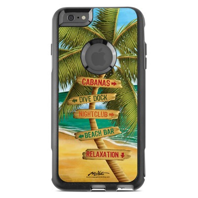 OtterBox Commuter iPhone 6 Plus Case Skin - Palm Signs