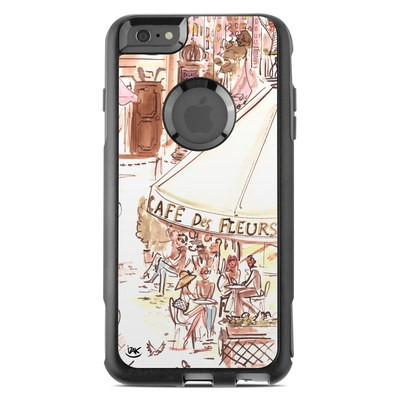 OtterBox Commuter iPhone 6 Plus Case Skin - Paris Makes Me Happy