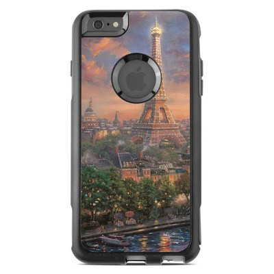 OtterBox Commuter iPhone 6 Plus Case Skin - Paris City of Love
