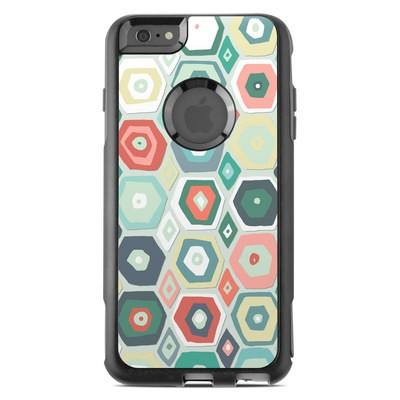 OtterBox Commuter iPhone 6 Plus Case Skin - Pastel Diamond