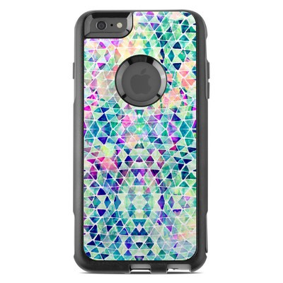 OtterBox Commuter iPhone 6 Plus Case Skin - Pastel Triangle