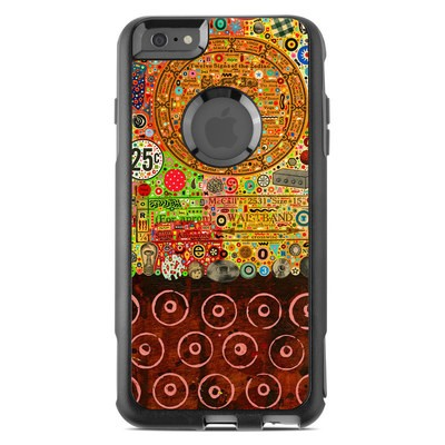 OtterBox Commuter iPhone 6 Plus Case Skin - Percolations
