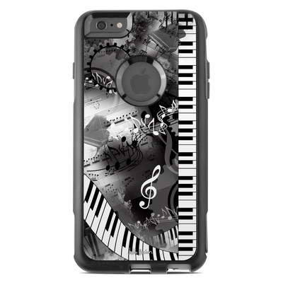 OtterBox Commuter iPhone 6 Plus Case Skin - Piano Pizazz