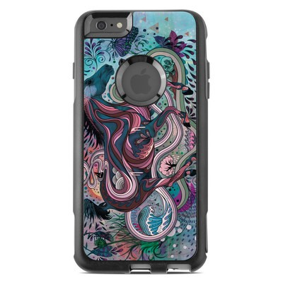 OtterBox Commuter iPhone 6 Plus Case Skin - Poetry in Motion