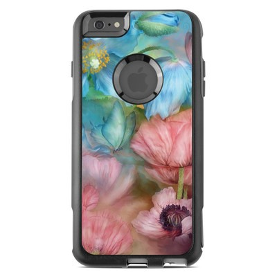 OtterBox Commuter iPhone 6 Plus Case Skin - Poppy Garden
