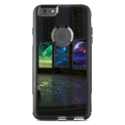 OtterBox Commuter iPhone 6 Plus Case Skin - Portals