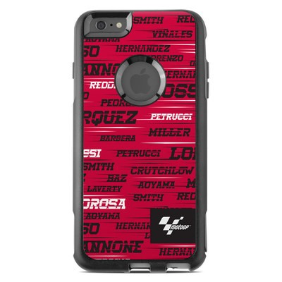 OtterBox Commuter iPhone 6 Plus Case Skin - Racers
