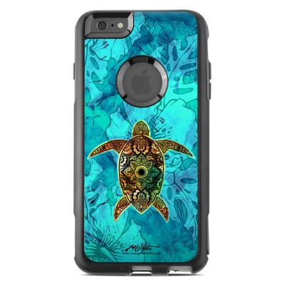 OtterBox Commuter iPhone 6 Plus Case Skin - Sacred Honu