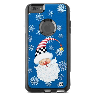 OtterBox Commuter iPhone 6 Plus Case Skin - Santa Snowflake