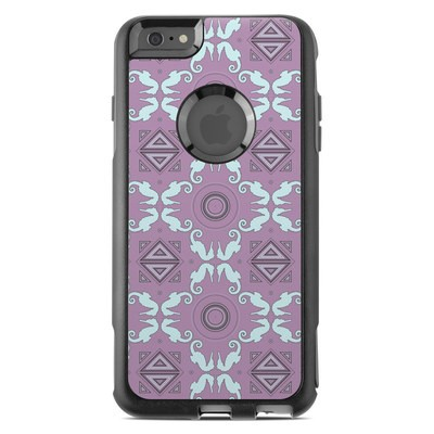 OtterBox Commuter iPhone 6 Plus Case Skin - School of Seahorses