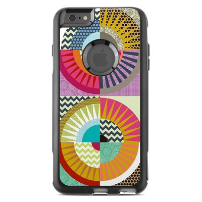 OtterBox Commuter iPhone 6 Plus Case Skin - Seaview Beauty