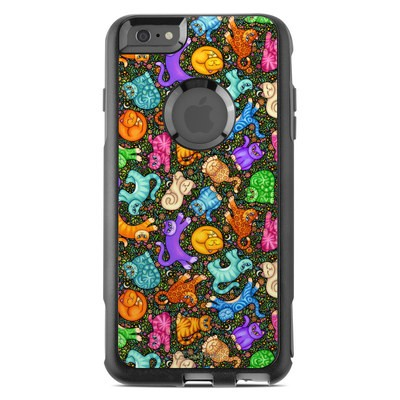 OtterBox Commuter iPhone 6 Plus Case Skin - Sew Catty