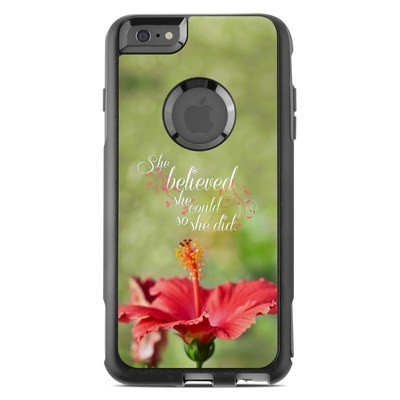 OtterBox Commuter iPhone 6 Plus Case Skin - She Believed