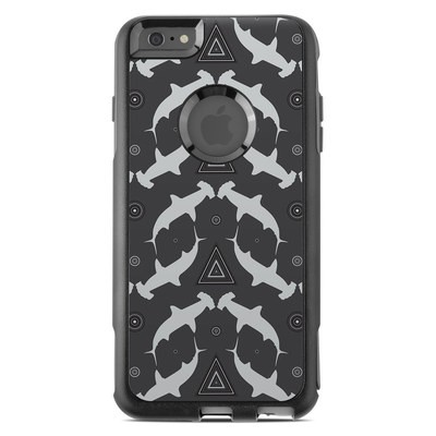 OtterBox Commuter iPhone 6 Plus Case Skin - Shiver of Sharks