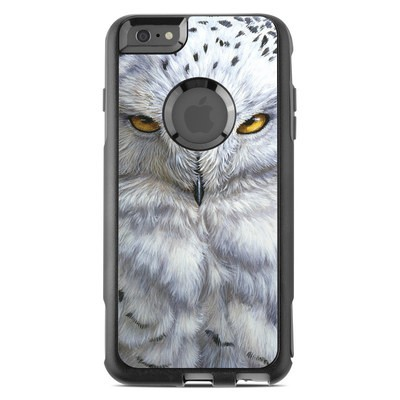 OtterBox Commuter iPhone 6 Plus Case Skin - Snowy Owl