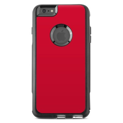 OtterBox Commuter iPhone 6 Plus Case Skin - Solid State Red